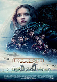 Rogue Οne: A Star Wars Story Poster