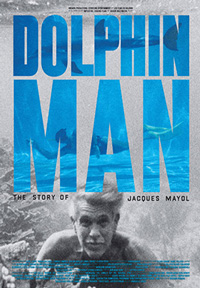 Dolphin Man Poster