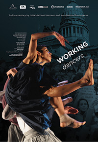 Working Dancers Poster